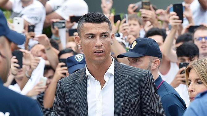 Ronaldo: Juventus'ta iz bırakmak istiyorum
