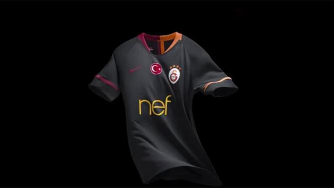Galatasaray'ın deplasman forması satışta
