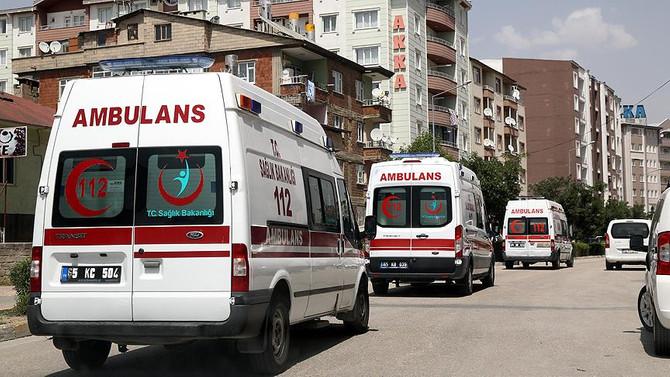 Van'daki terör operasyonunda yaralanan polis şehit oldu