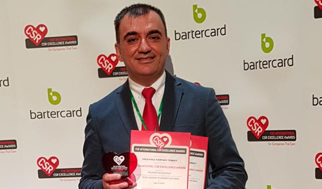 Coca-Cola Türkiye'ye iki ödül birden