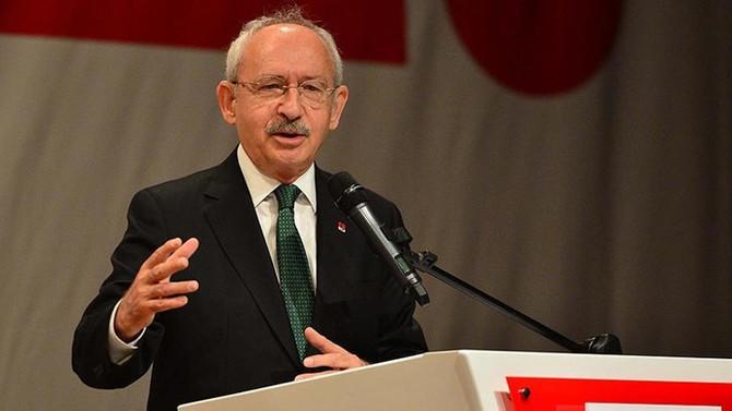 CHP Genel Başkanı Kılıçdaroğlu'nun başdanışmanı istifa etti