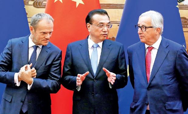 Çin, yatırımda dümeni ABD'den Avrupa'ya kırdı