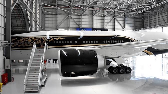 AMAC Aerospace, Türkiye'deki ikinci hangarını açtı