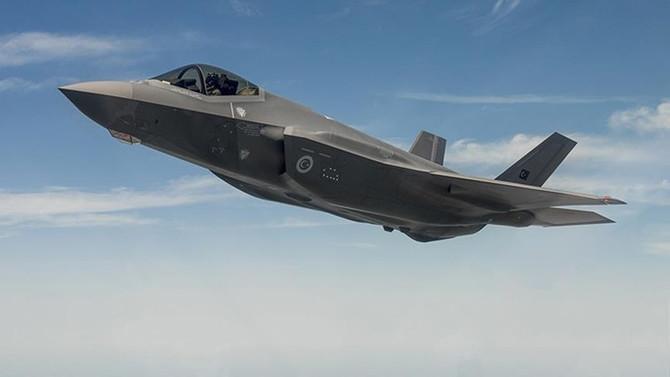ABD: F-35 ile ilgili henüz karar verilmedi