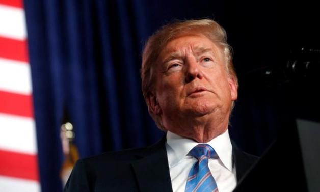 Trump: Çin'e yarım trilyon dolarlık vergi getirmeye hazırım