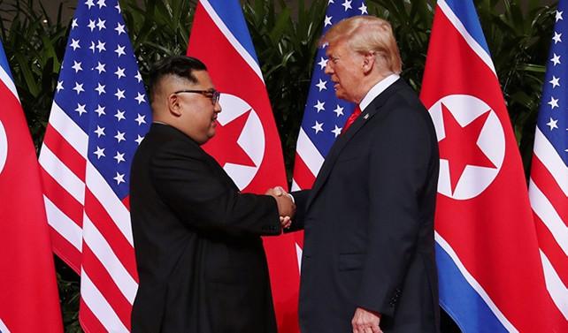 ABD'den Kuzey Kore yaptırımlarının hafifletilmesi taleplerine ret