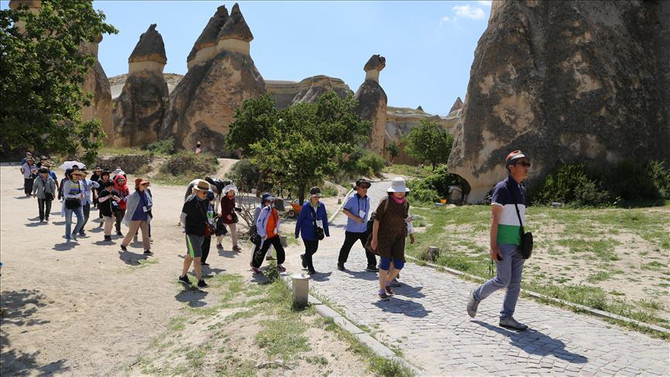 Çinlilerin Türkiye'de yaptığı alışveriş tutarı yüzde 275 arttı