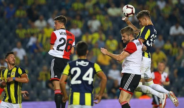 Fenerbahçe 3-0'ı koruyamadı