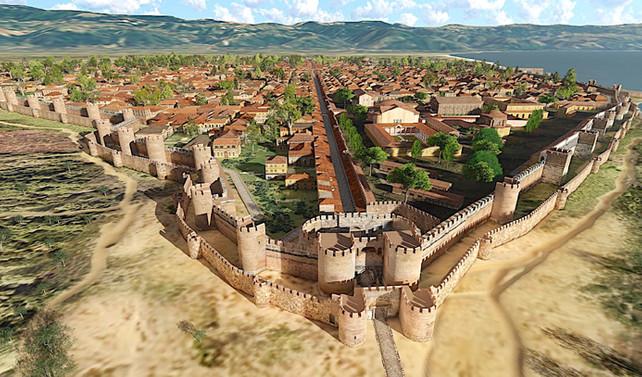 Tarihi İznik, 3D animasyon ile yeniden hayat bulacak