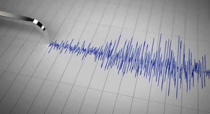 Burdur'da sabaha karşı deprem