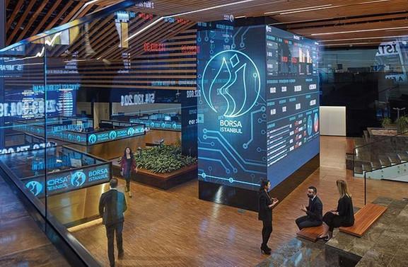Borsa, günün ilk yarısında 95.000'i aştı
