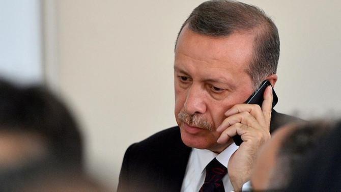 Erdoğan Çipras'ı aradı: Yardıma hazırız