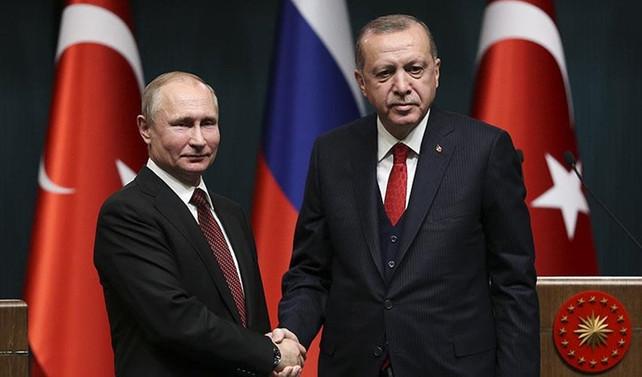 Erdoğan, Putin ile bir araya gelecek