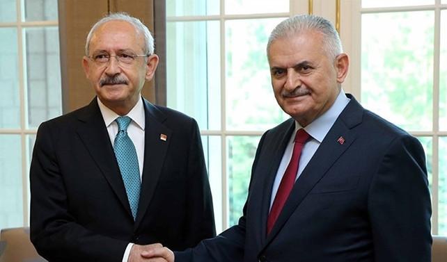 Kılıçdaroğlu ile Yıldırım görüşecek
