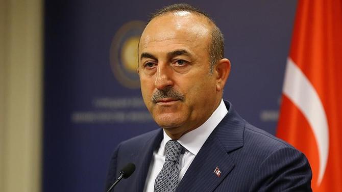 Çavuşoğlu: İran yaptırımlarına uymak zorunda değiliz
