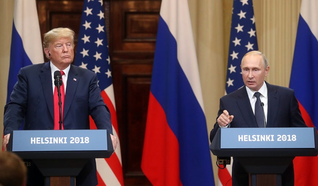 Trump: Rusya bir sonraki seçimde Demokratları destekleyecek
