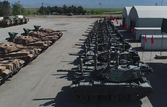 ASELSAN M60T tankları modernize edecek