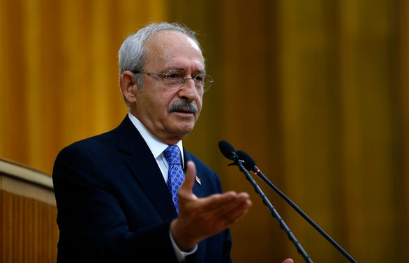 Kılıçdaroğlu: İmzalar toplandıysa getirsinler