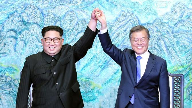 Kuzey Kore, savaşın bitmesini istiyor