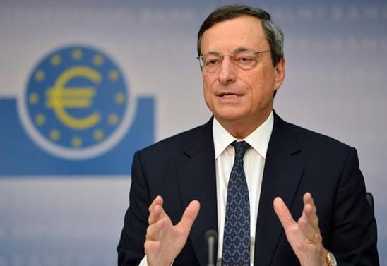 Draghi: Bolca teşviğe hala ihtiyaç var
