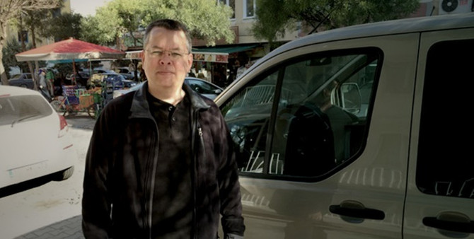 ABD: Brunson serbest kalmazsa yaptırım uygulayacağız
