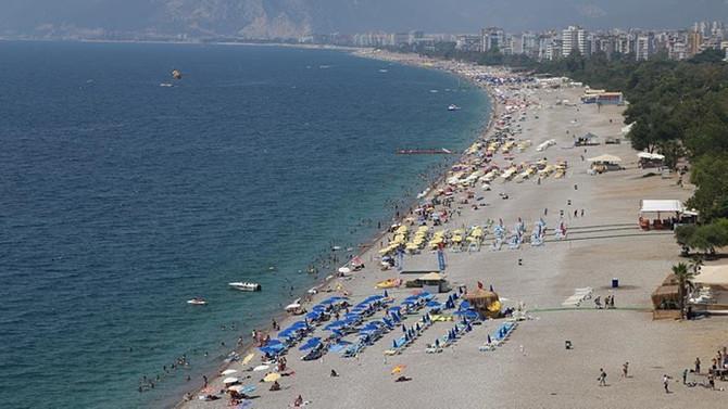 Turizmde gelir artış hızı doluluğu geçti