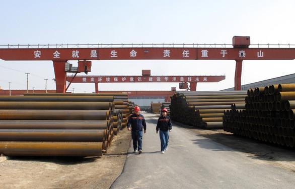 Çelikte Çin'in rakiplerine gün doğdu