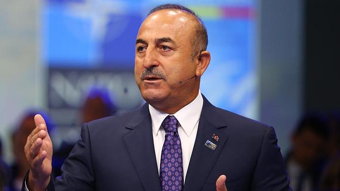 Çavuşoğlu: Türkiye kimsenin tehdidine boyun eğmeyecek
