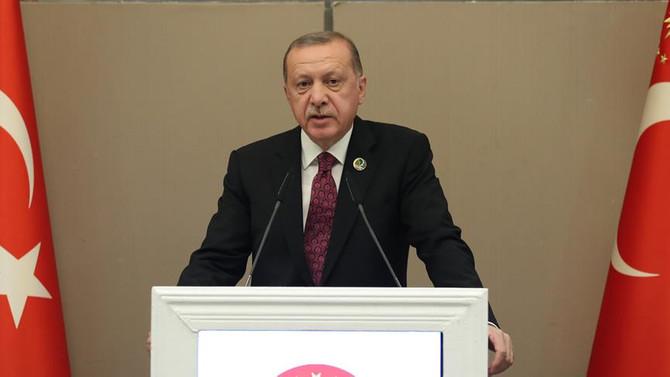 Erdoğan: Brunson konusunu pazarlık yapmadık