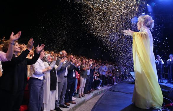Bursa'yı festival coşkusu sardı