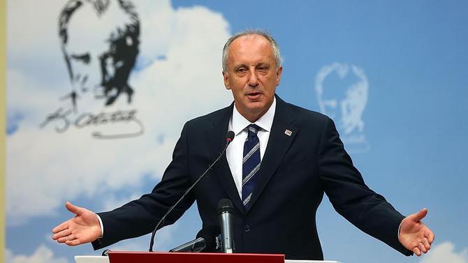 İnce'den Kılıçdaroğlu'na 'kurultay' teklifi