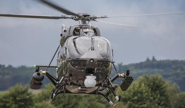 Macaristan Airbus'tan helikopter alacak