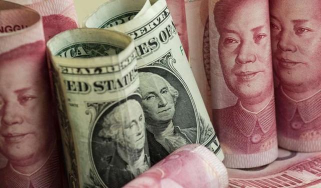 Dolar, yuan karşısında 13 ayın dibini gördü