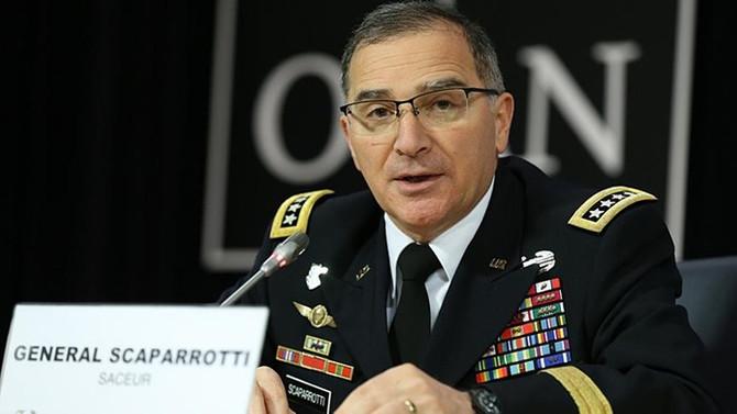 ABD'li komutan Türkiye'ye geliyor