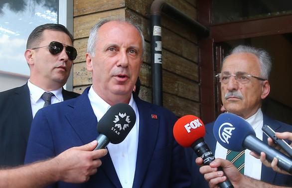 İnce: CHP karışmadı, teklifi basınla paylaştım