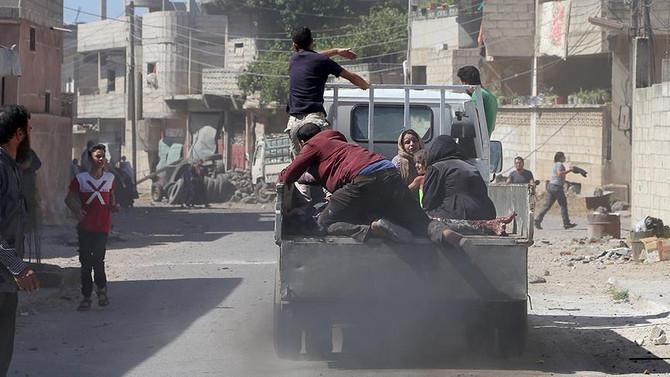 AB'den Esad rejimine tepki