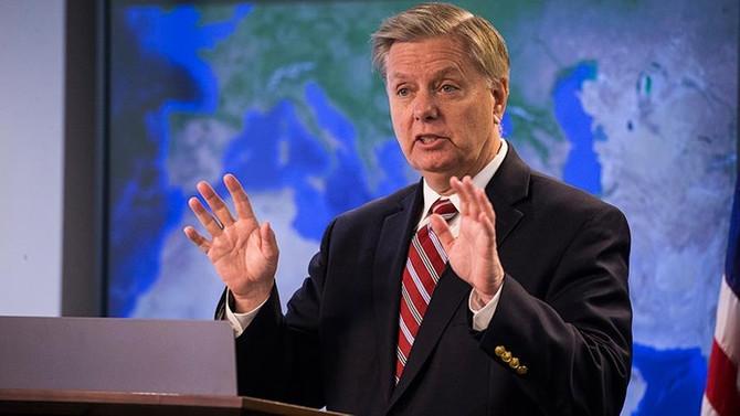 Graham: Türkiye, Suriye'de kendini bir çıkmazda bulabilir