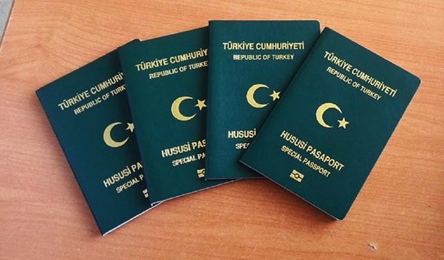 Yeşil pasaportlular da AB'ye girerken izin alacak