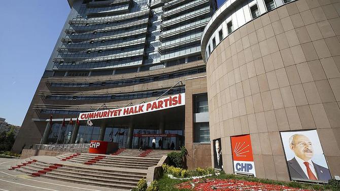 CHP MYK toplandı: Gündem 'kurultay'