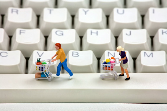 e-ticaret siteleri kapansa da pazar katlanarak büyüyor