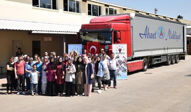 Bizimköy'den Avrupa'ya ihracat artıyor