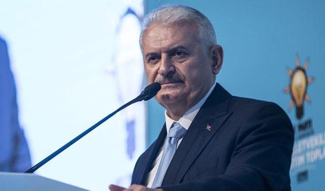 Başbakan Yıldırım helallik istedi