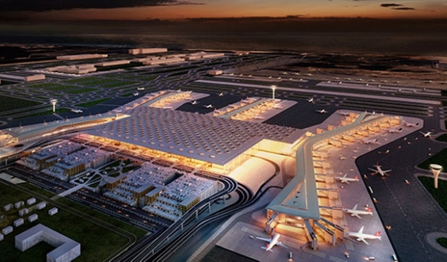 Havacılık sektörü yeni havalimanıyla uçuşa geçecek