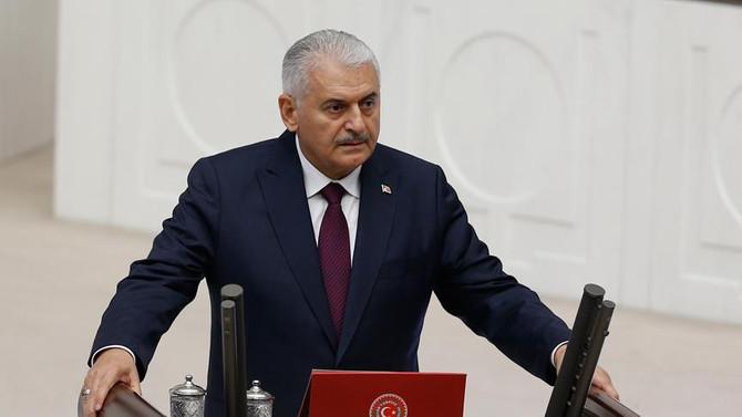 AK Parti'nin Meclis Başkanı adayı Yıldırım oldu
