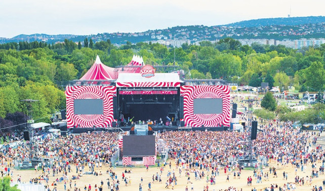 Seçilmiş ikonik 5 festival