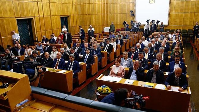 İYİ Parti Meclis Başkan adayı belli oldu