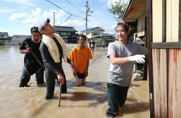 Japonya'daki sel felaketinde ölü sayısı 81'e yükseldi