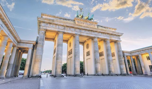 Sizin Berlin'iniz hangisi?
