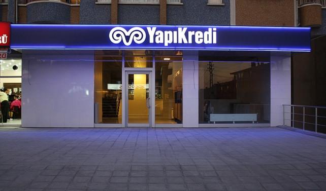 Yapı Kredi'nin kârı beklentiyi aştı