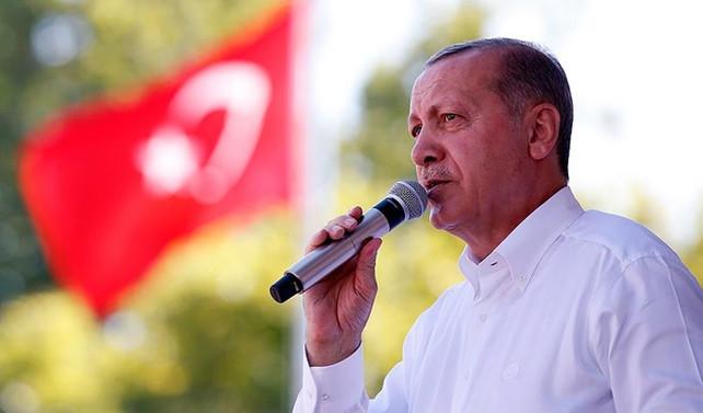 Erdoğan'dan ABD'ye eleştiri: Stratejik ortağınızı bir papaza değişiyorsunuz
